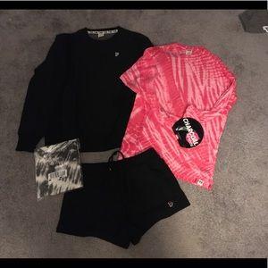(5) Piece Victoria's Secret New large